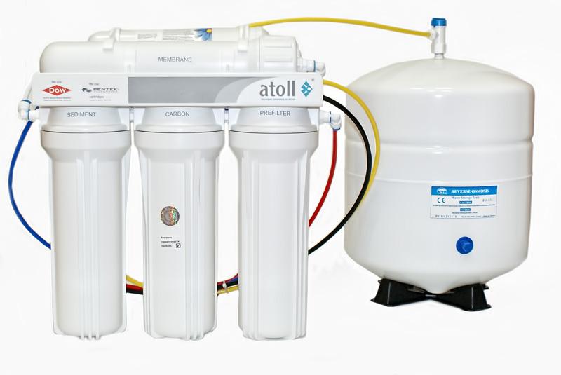 Инструкция для фильтра очистки воды