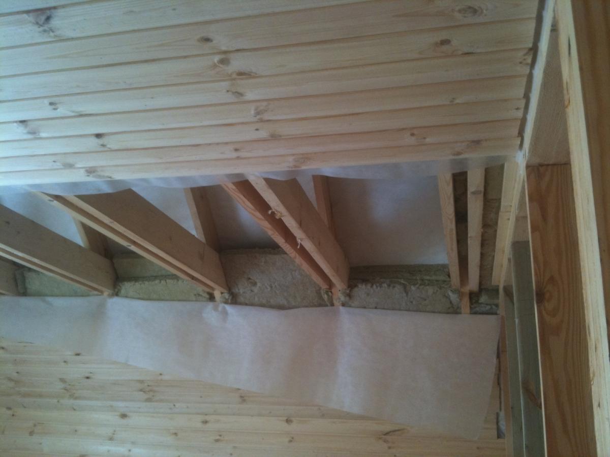 Внутренняя отделка деревянного дома своими руками поэтапно