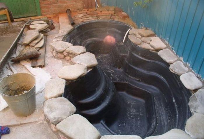 чаша для мини бассейна: