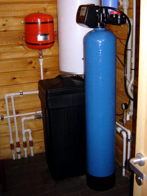 Фильтры для воды на даче 104