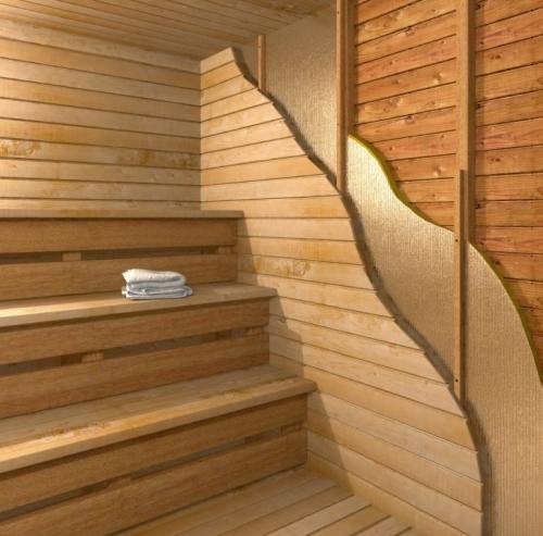 Фольгированная пароизоляция для бани