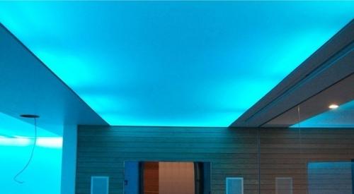 Как подобрать цвет для натяжного потолка, Строительный портал