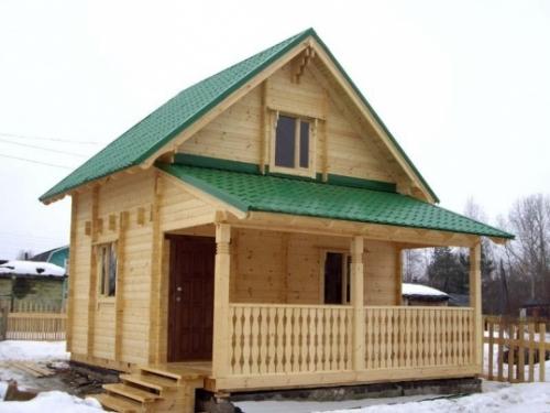 Отопление садового домика, Строительный портал