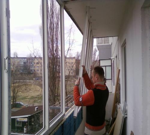 Монтаж алюминиевого балкона своими руками: детальная инструк.
