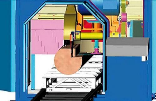 Угловая пилорама своими руками механизм переворачивания мотора