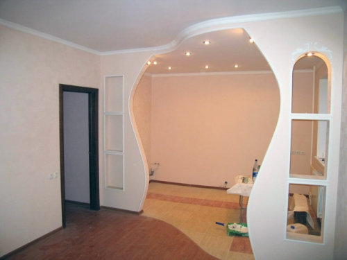 Дизайн дверного проема без двери фото