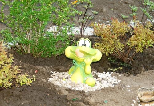 Изготовление садовых фигурок своими руками фото 714
