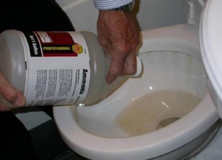 Средство для прочистки труб и канализации