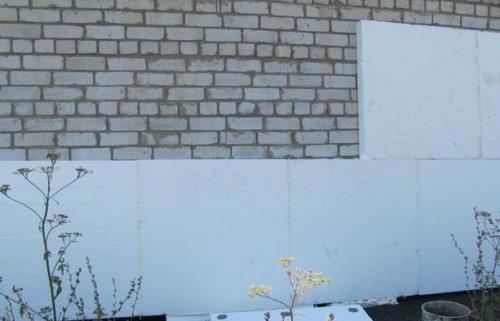 Утепление стен гаража своими руками, Строительный портал