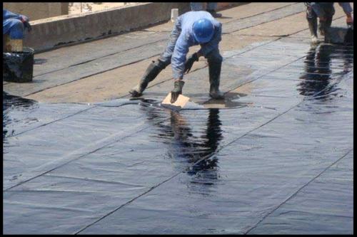 Битумная мастика для ремонта крыши