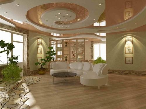 4 1123 500x373 - Декоративне оформлення стель