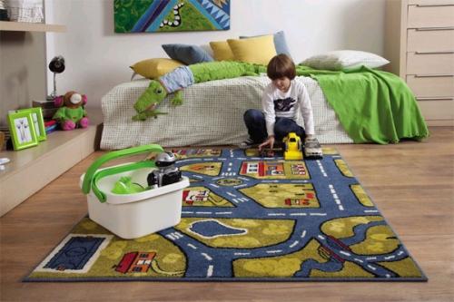 Выбираем покрытие для детских комнат, Строительный портал