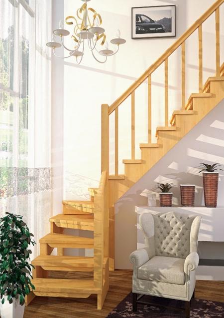 Монтаж лестницы на второй этаж своими руками: поэтапное строительство