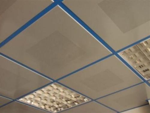 Алюминиевые панели для кассетных потолков с открытой системой