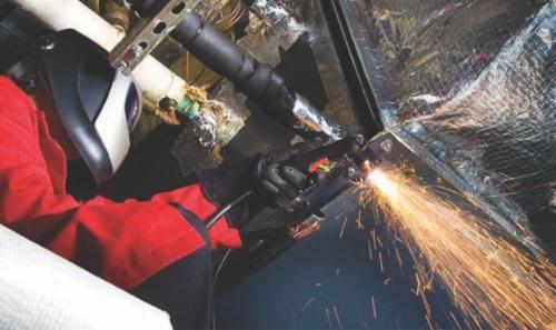 Меры безопасности при работе с плазморезом