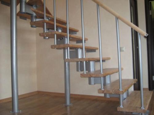 Дешевые модульные лестницы китайского производства