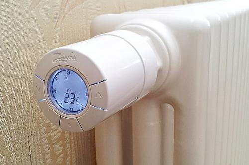 Терморегулятор на батарею отопления
