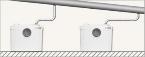 Правила подключения канализационных насосов для унитаза
