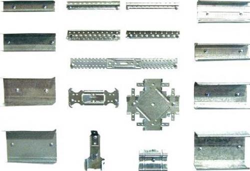 Элементы конструкции для подвесных потолков