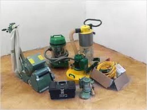 Инструменты для реставрации паркета