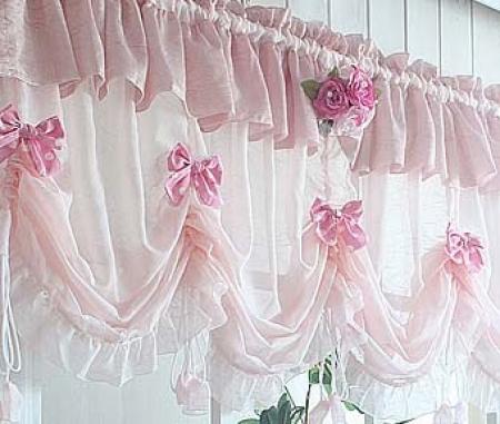Оригинальные шторы в детскую своими руками фото