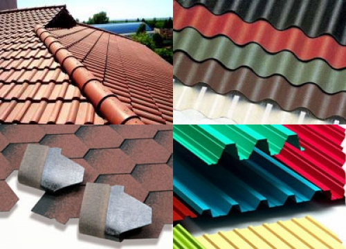 Кровельные материалы для крыши частного дома