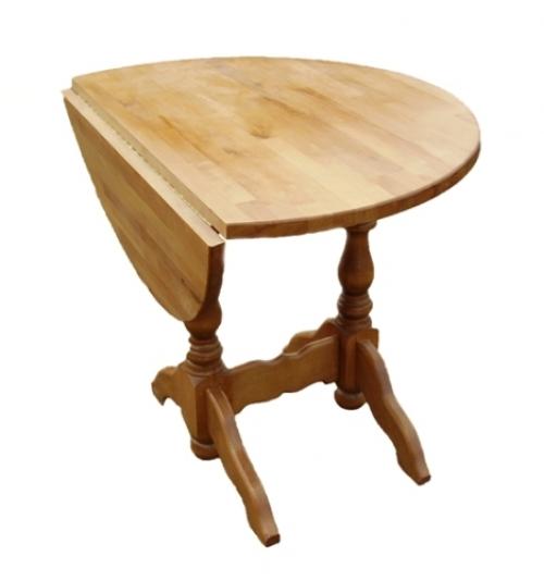 Столы кухонные деревянные круглые