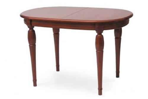 Столы обеденные овальные деревянные