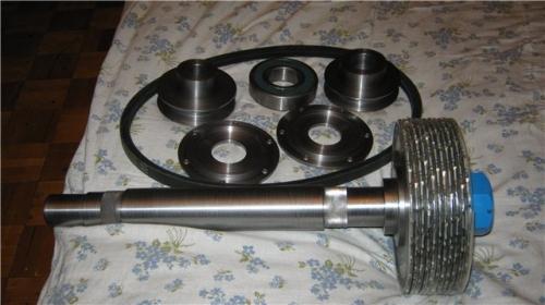 Материалы для садового измельчителя из дисковых пил