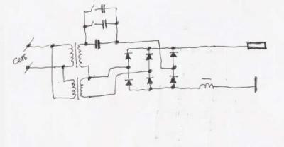 Плазмотрон из инвертора своими руками 74