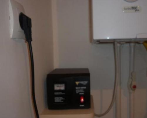 Электрическое подключение газового котла