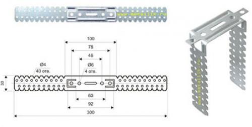 Подвесы для потолка из пластиковых панелей