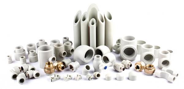 Закупка труб и фитингов для водопровода