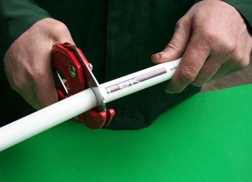 Разрезание полипропиленовых труб