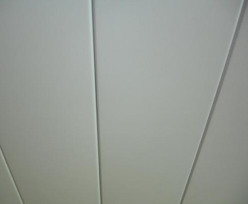 Реечный потолок без щелей - закрытая система