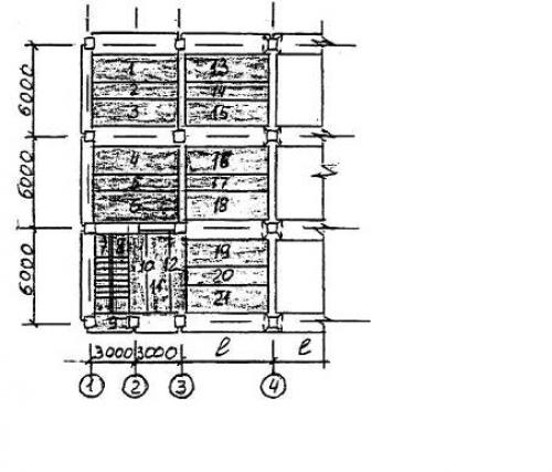 Схема укладки железобетонных плит