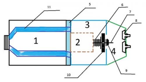вибрационного насоса