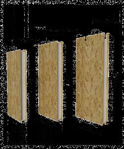 Размеры SIP панелей