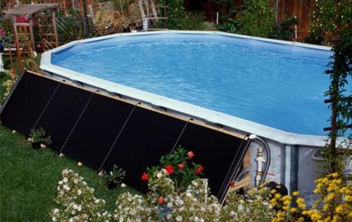 direkte oppvarmet vann