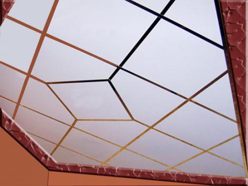 Стеклянные потолки 2