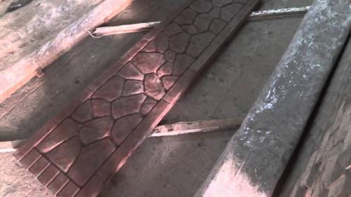 Сушка плит еврозаборов