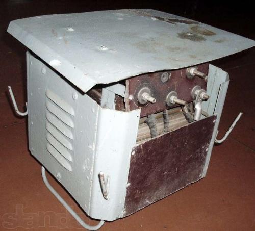 Трансформатор для дуговой сварки