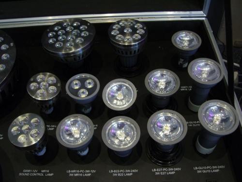 Светодиодные лампы для натяжных потолков