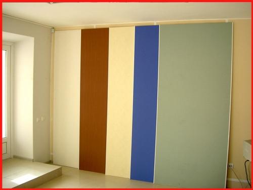 Виды декоративных стеновых панелей