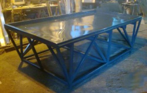 Устройство плазмореза изготовление водяного стола