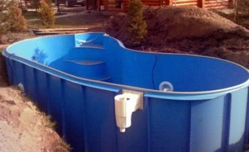 Как сделать бассейн своими руками, Строительный портал