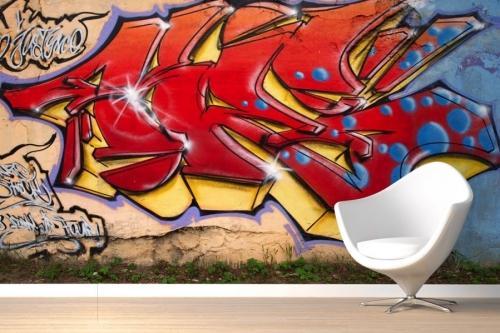 tegne graffiti tegninger