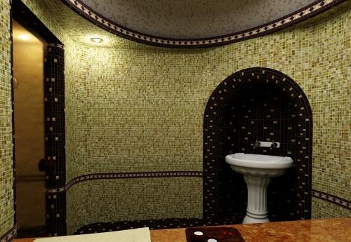 Как сделать парогенератор для турецкой бани