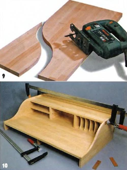Сделать длинный стол своими руками
