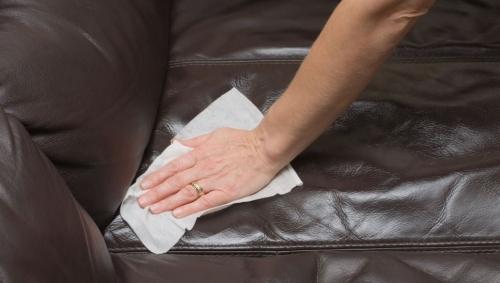 Кожаный диван аллергия